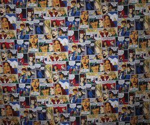 Fotomatón o Photocall, Locomatón Súper Heroes