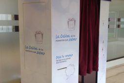 Fotomatón personalizado para una campaña empresarial - Flash Flash Box