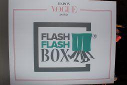 Flash Flash Box entre las marcas participantes de la Maison Vogue