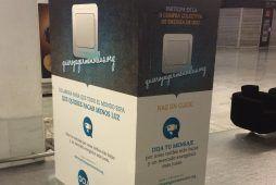 Fotomatón personalizado evento empresa de OCU - Flash Flash Box