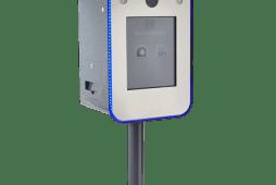 Imagen fotomatón tottem gris - Flash Flash Box